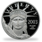 Platinum American Eagle Coin