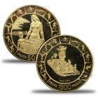 Columbia Coins, bars and rounds