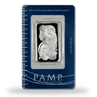 Platinum Bars And Rounds