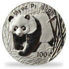 Chinese Panda Platinum Coin
