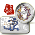 Silver Year Of The Dragon