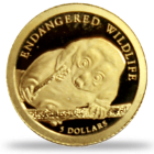Sample Solomon Islands Gold Coin