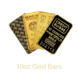 Modern Bullion: Gold & Silver Coins and Bars