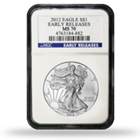 American Silver Eagles   NGC Graded
