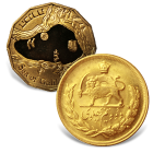 Middle East Gold Coins