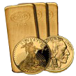 Gold Bullion: Coins And Bars